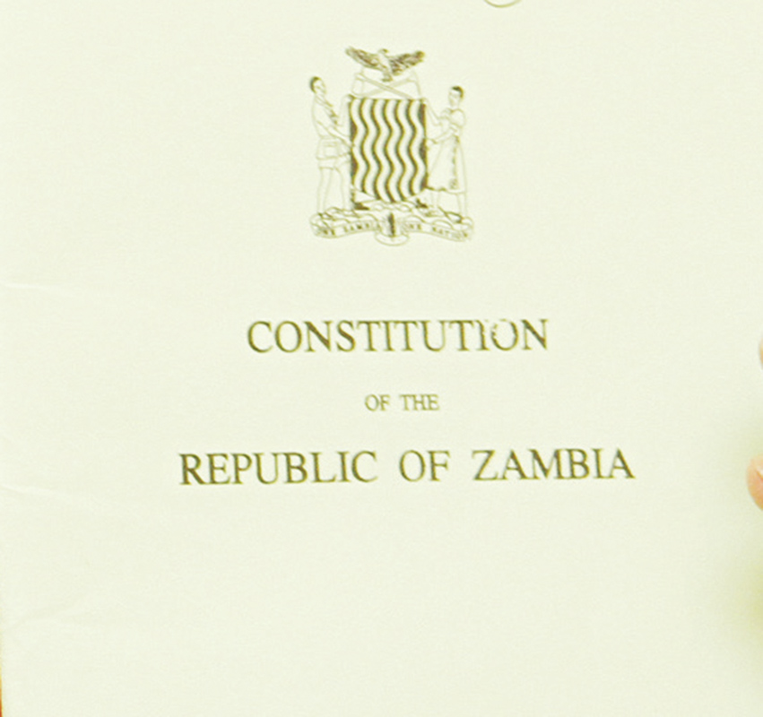 Constitution of Zambia