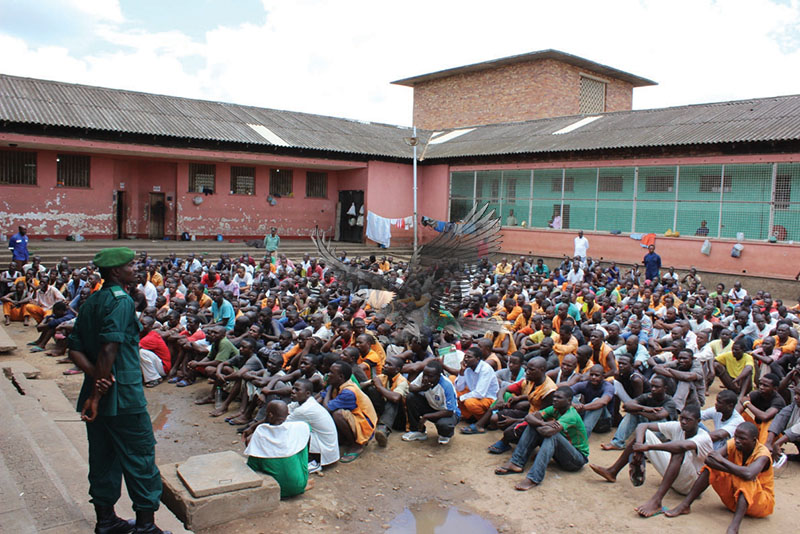Homosexuality in zambian prisons
