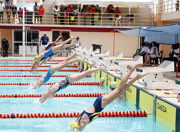 Swimming coach Stephenson opts to float