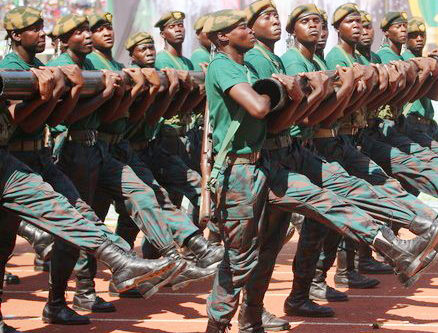 ZNS honours Gen Mulenga