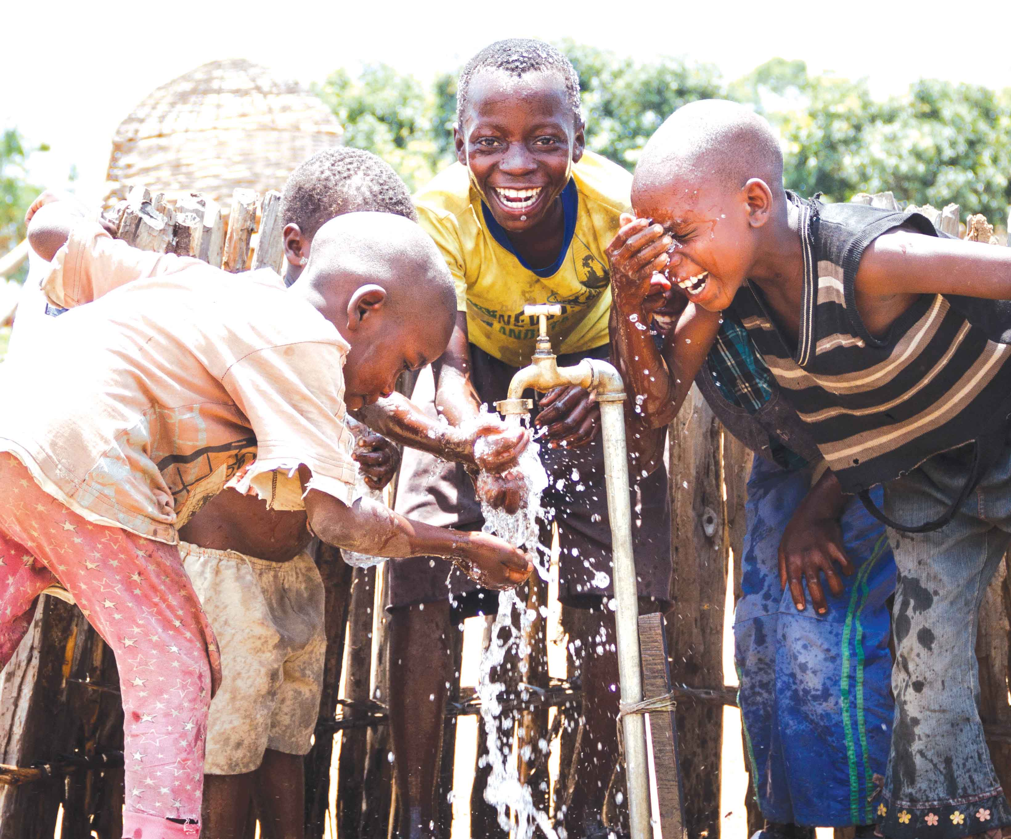 Wet Lusaka gets water cut