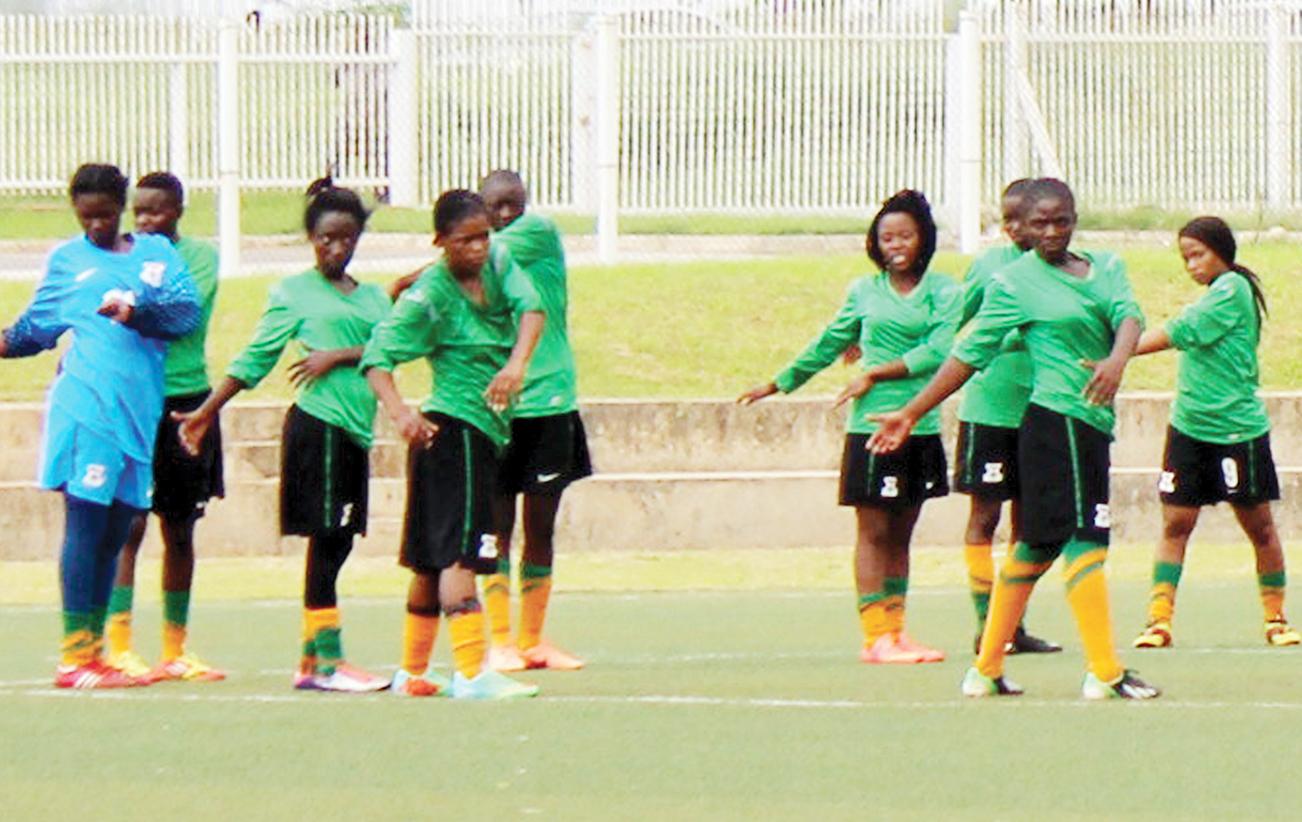 c86f1ecdd04f2 She-polopolo draw Cameroon at COSAFA – Zambia Daily Mail