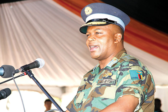 Don't over-drink, Chimese warns ZAF staff
