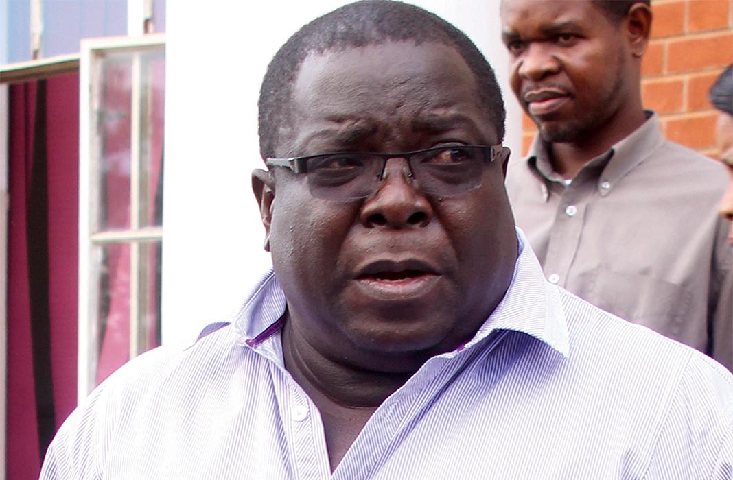 Kambwili kicks back