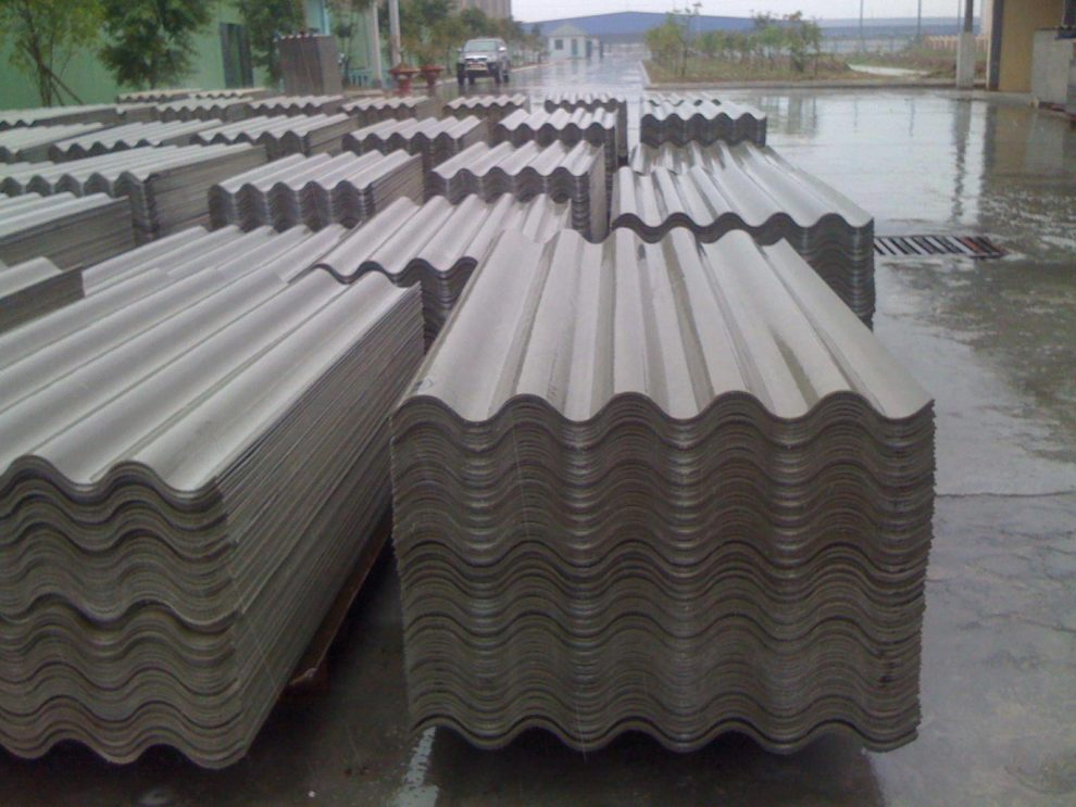 Asbestos Roofing Sheets Back Zambia Daily Mail
