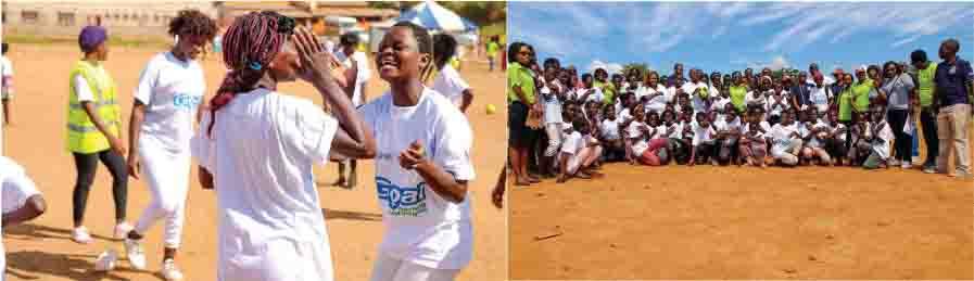 Goal girls get money management mentorship