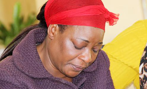 Mrs Hichilema Sued For K5 Billion