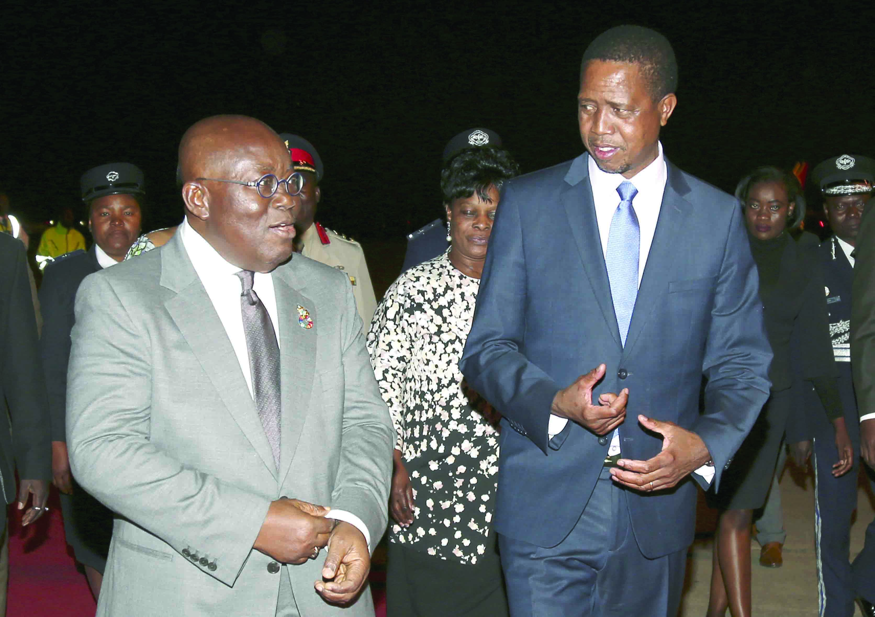 Akufo-Addo in for State visit