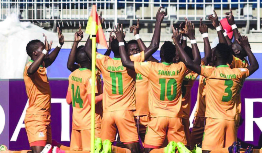 10-Man Italy Knock Out Zambia, Reach Semis