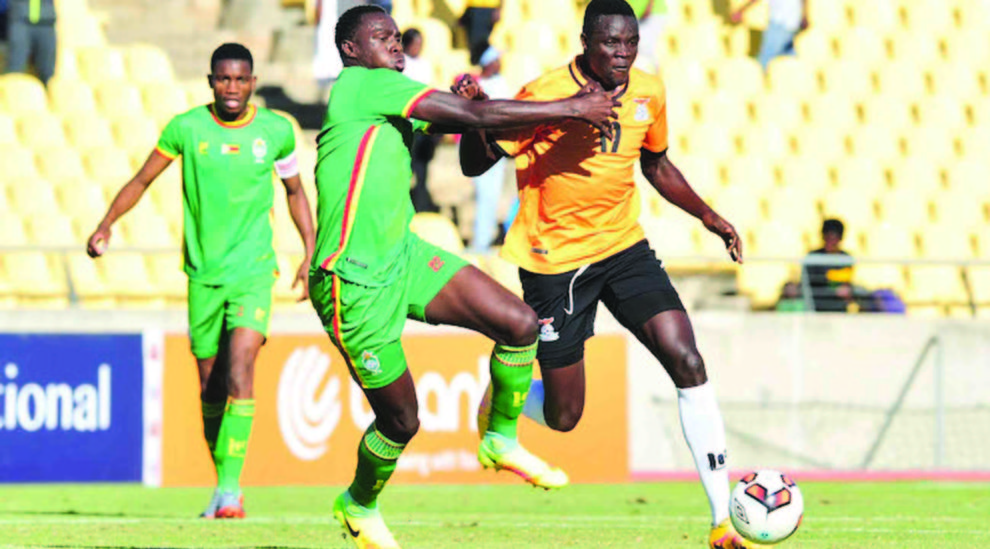 Shonga wary of Zimbabwe in 2017 Cosafa Cup final