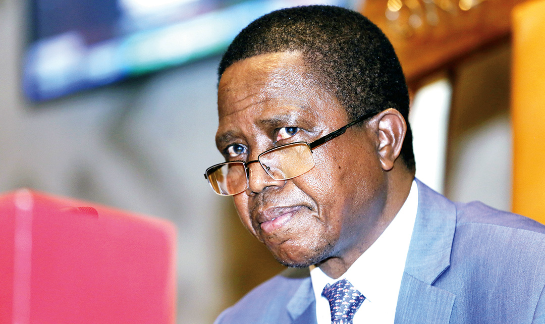 Misguided opposition delaying dialogue – Lungu