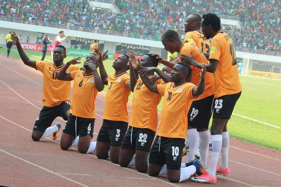 Chipolopolo Model Citizens