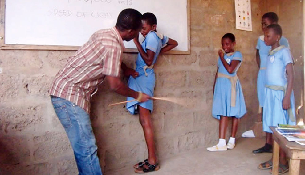 should corporal punishment be allowed