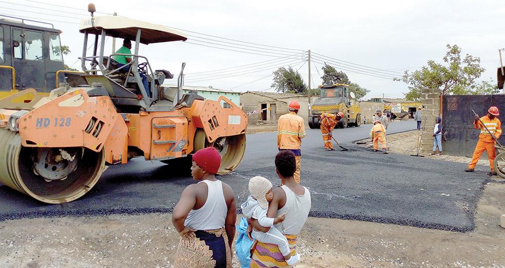 Bigger roads equal more trade