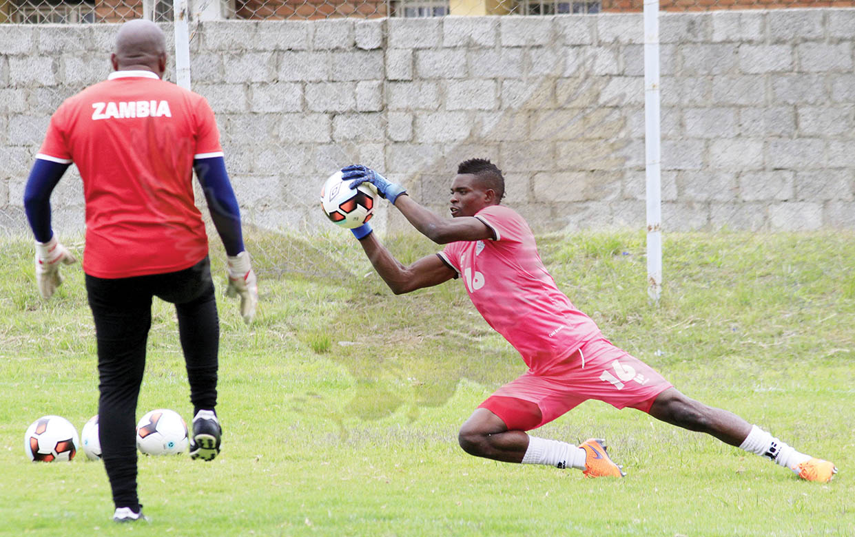 Chipolopolo stars target CHAN triumph