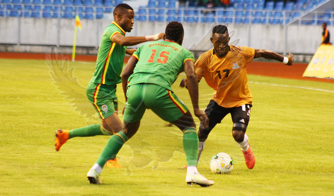 Chipolopolo aim at Bafana Bafana