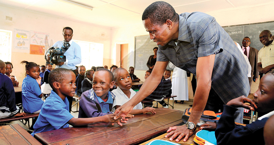 Empower students with entrepreneural skills – Lungu