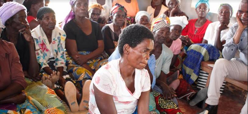 Tales of cruelty on widows