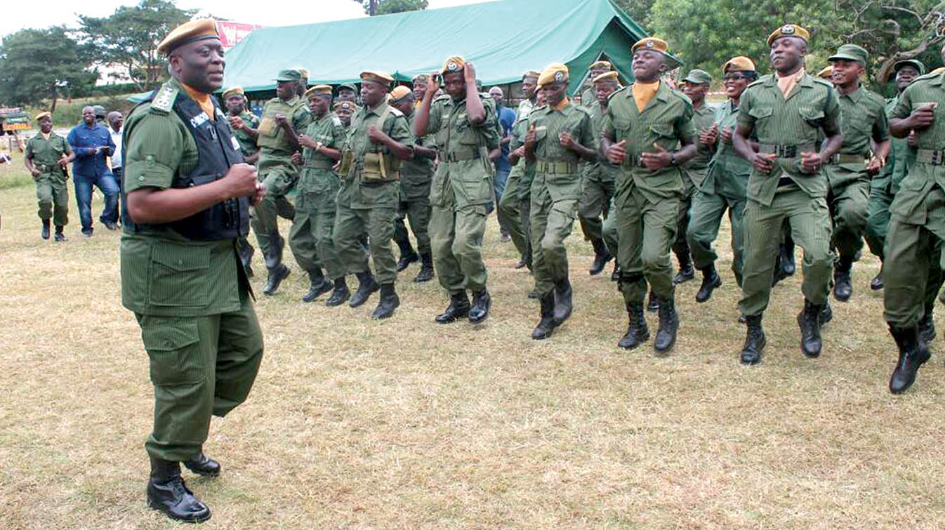 'Invest in mental health for cops, soldiers'