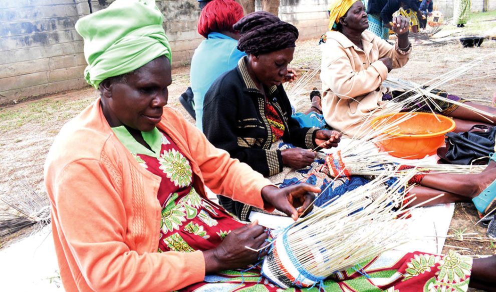 Choma Museum And Crafts Centre Empowers 58 Women Zambia Daily Mail