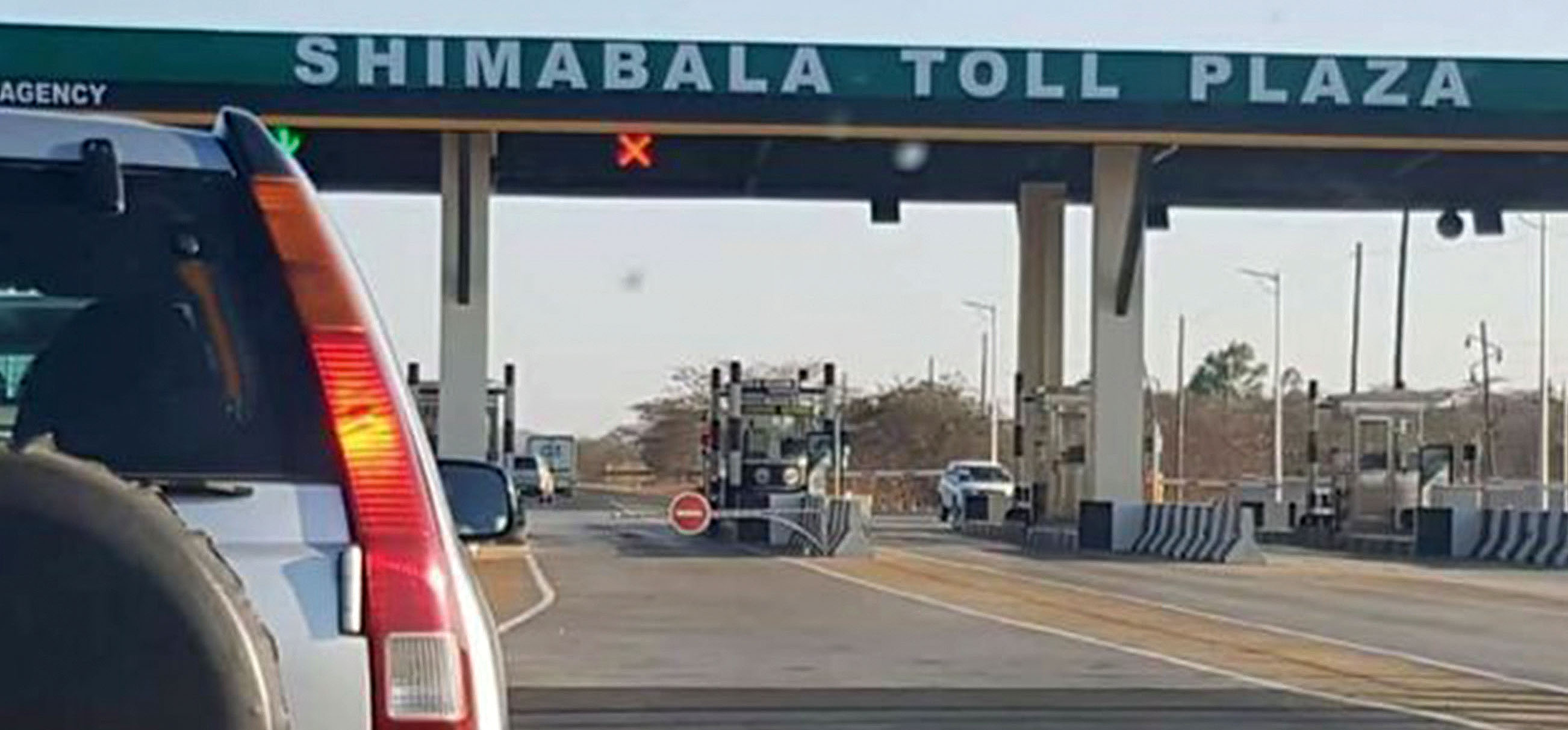 6 toll plazas not on title