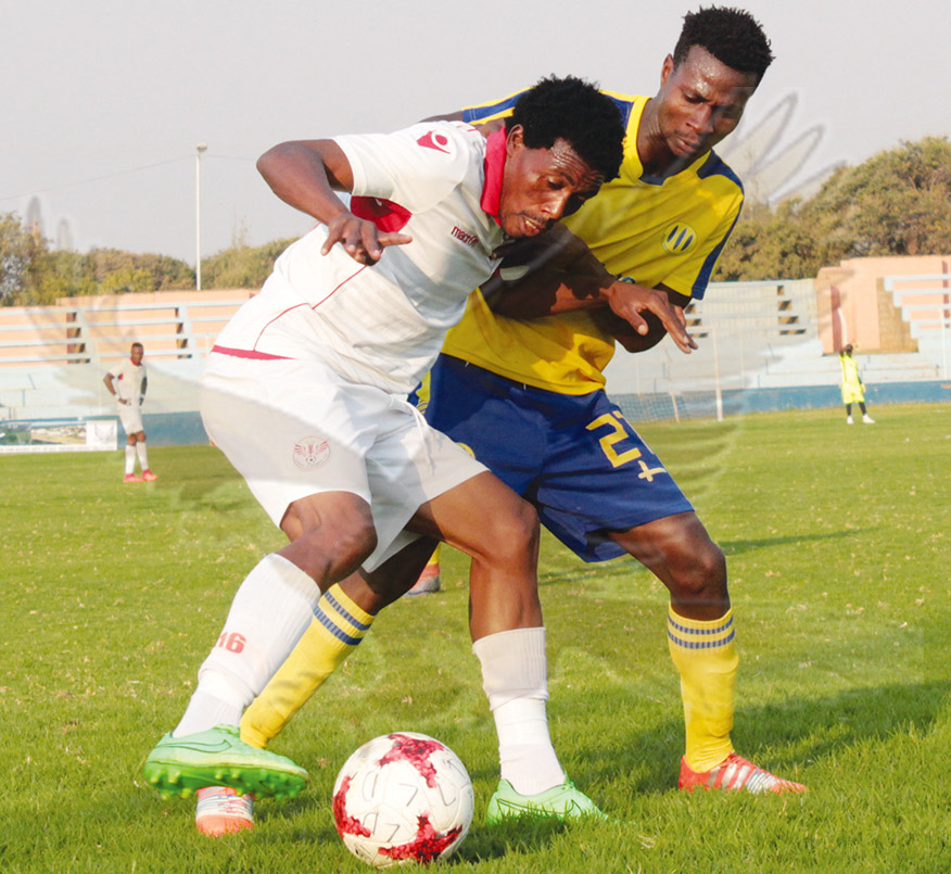Kalume wants another title hurrah with Dynamos