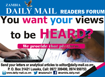 News – Zambia Daily Mail