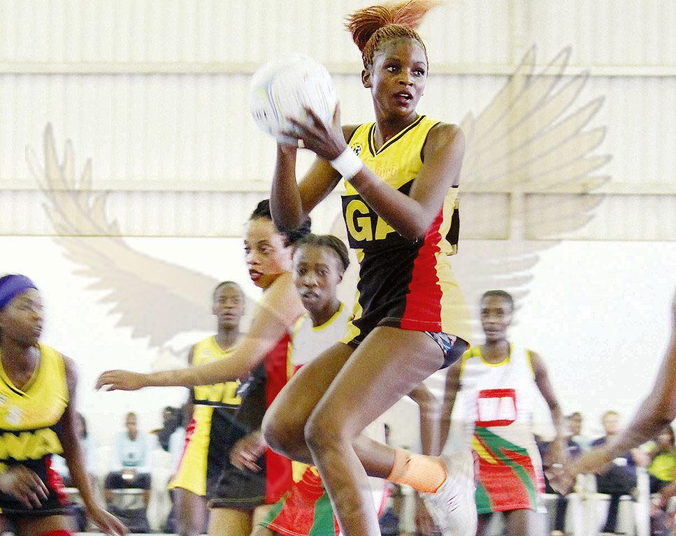Zambia back on track