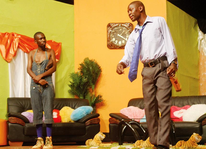 Zambian theatre not dead