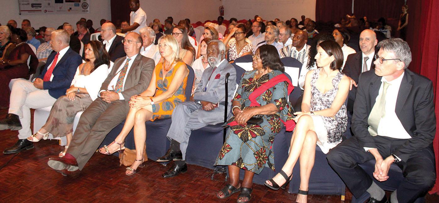 Film festival promotes cultural exchange
