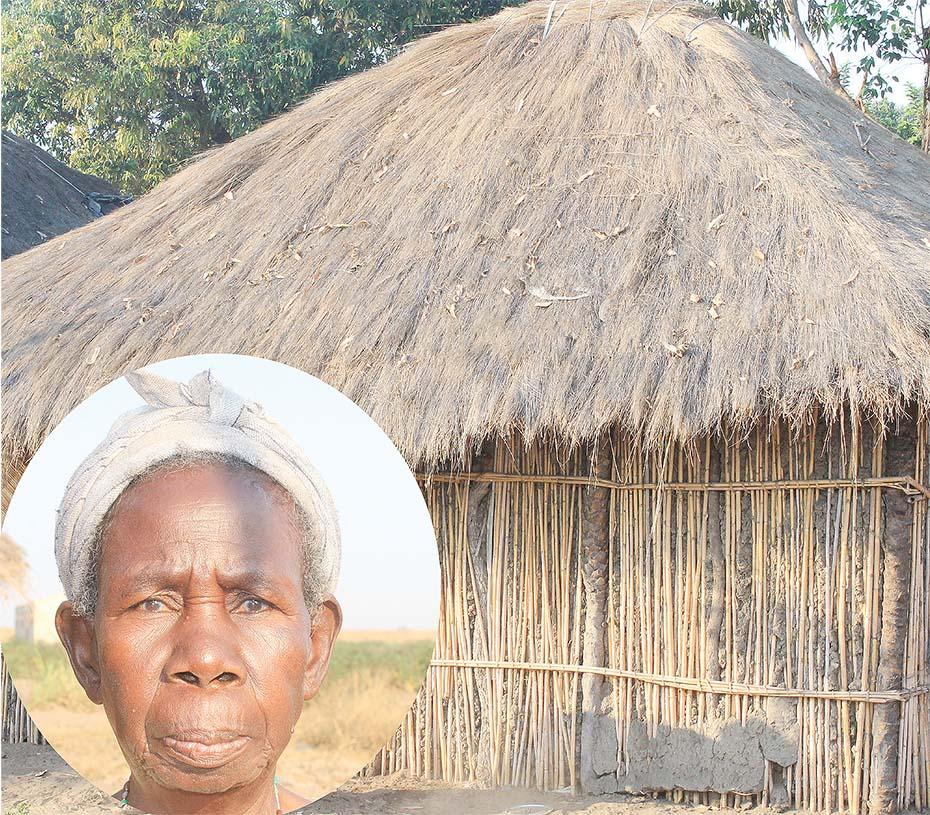 How social cash built granny, 87, a house