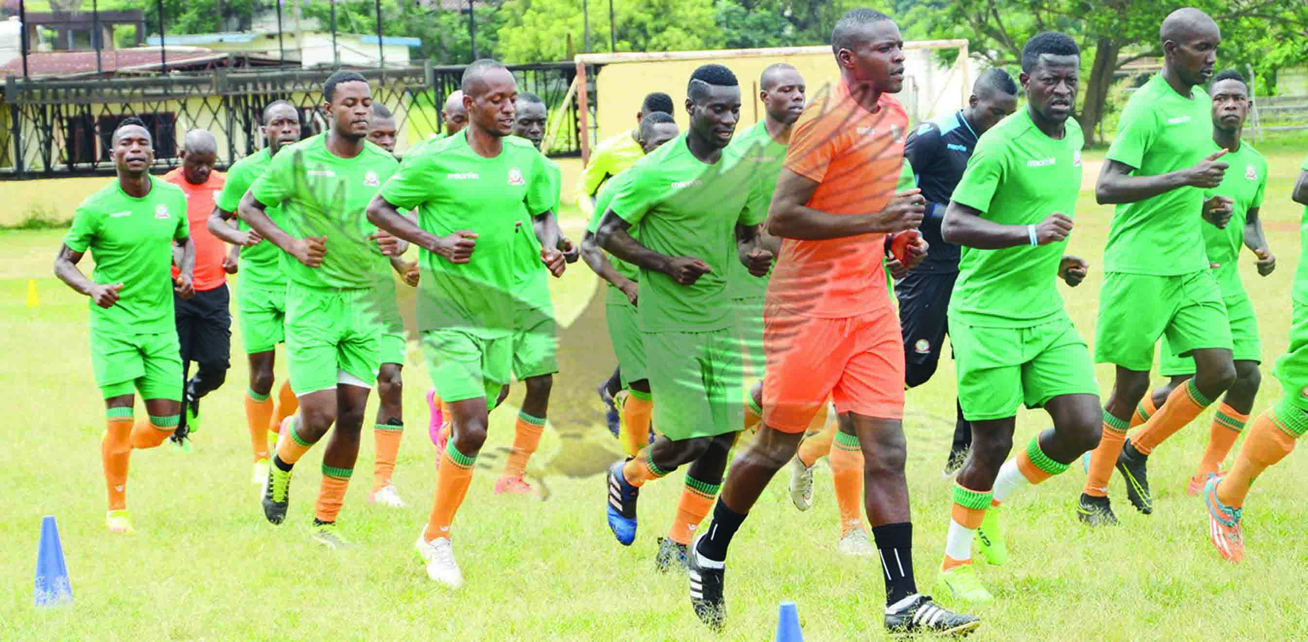 Eyes on Champions League group stage, Eagles told