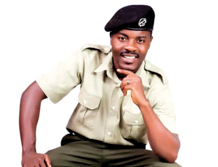 Police officer finds niche in film