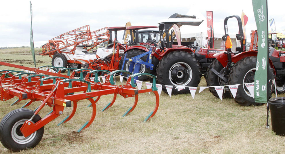 East Farmers Get On Tractors Zambia Daily Mail