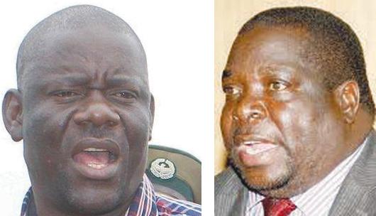 Kambwili keeps calling Lungu