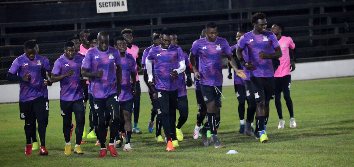 Chipolopolo in darkness