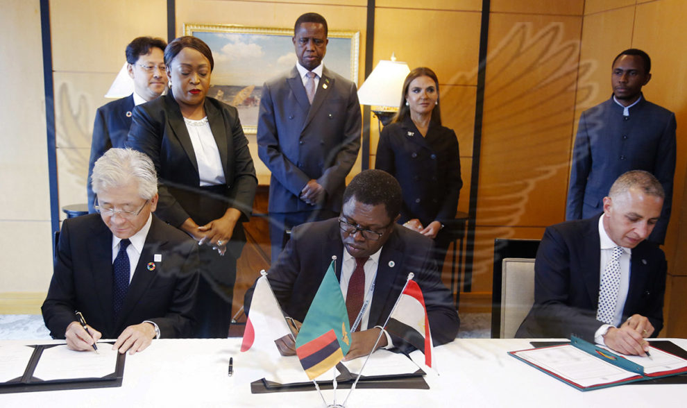 President Lungu's Japan trip worth it – Zambia Daily Mail
