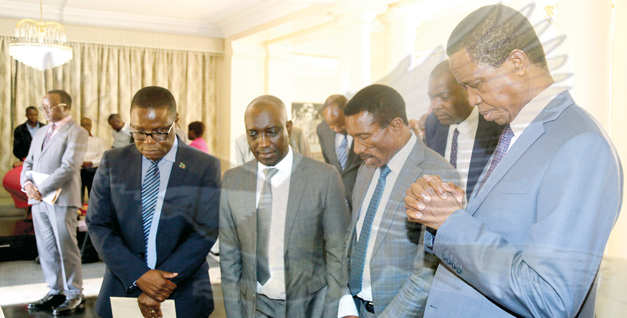 Lungu demands answers on idle solar milling plants