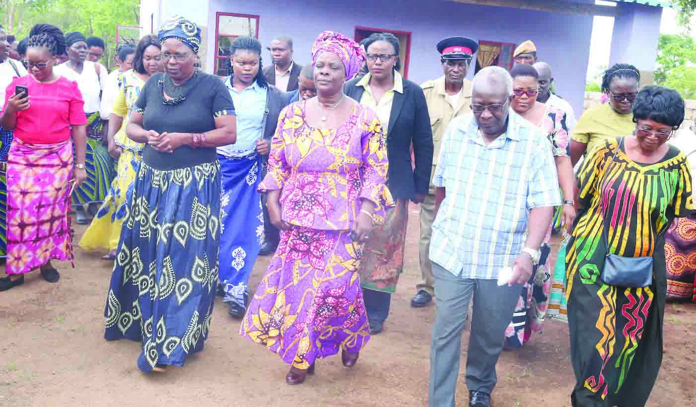 GBV victims get shelter from Nyamphande