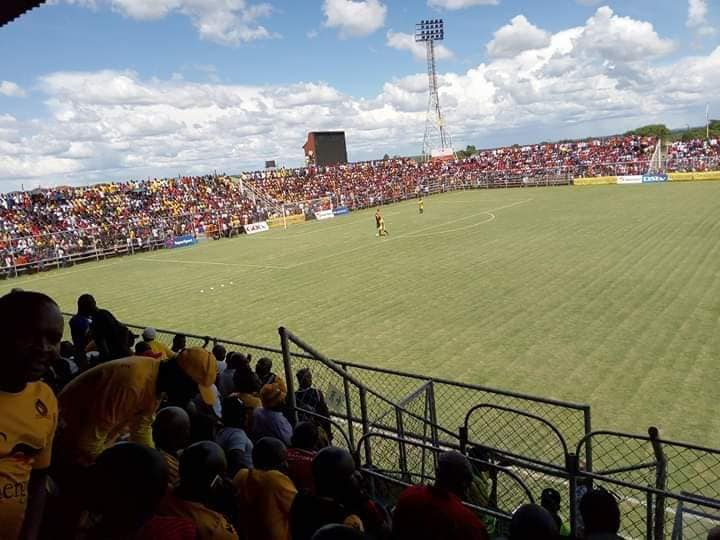 Nkana, Power pumped up for Kitwe derby