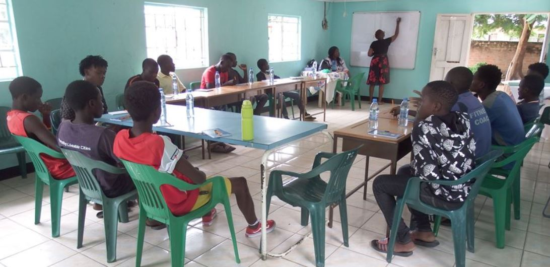 Men's network trains 294 activists in GBV fight