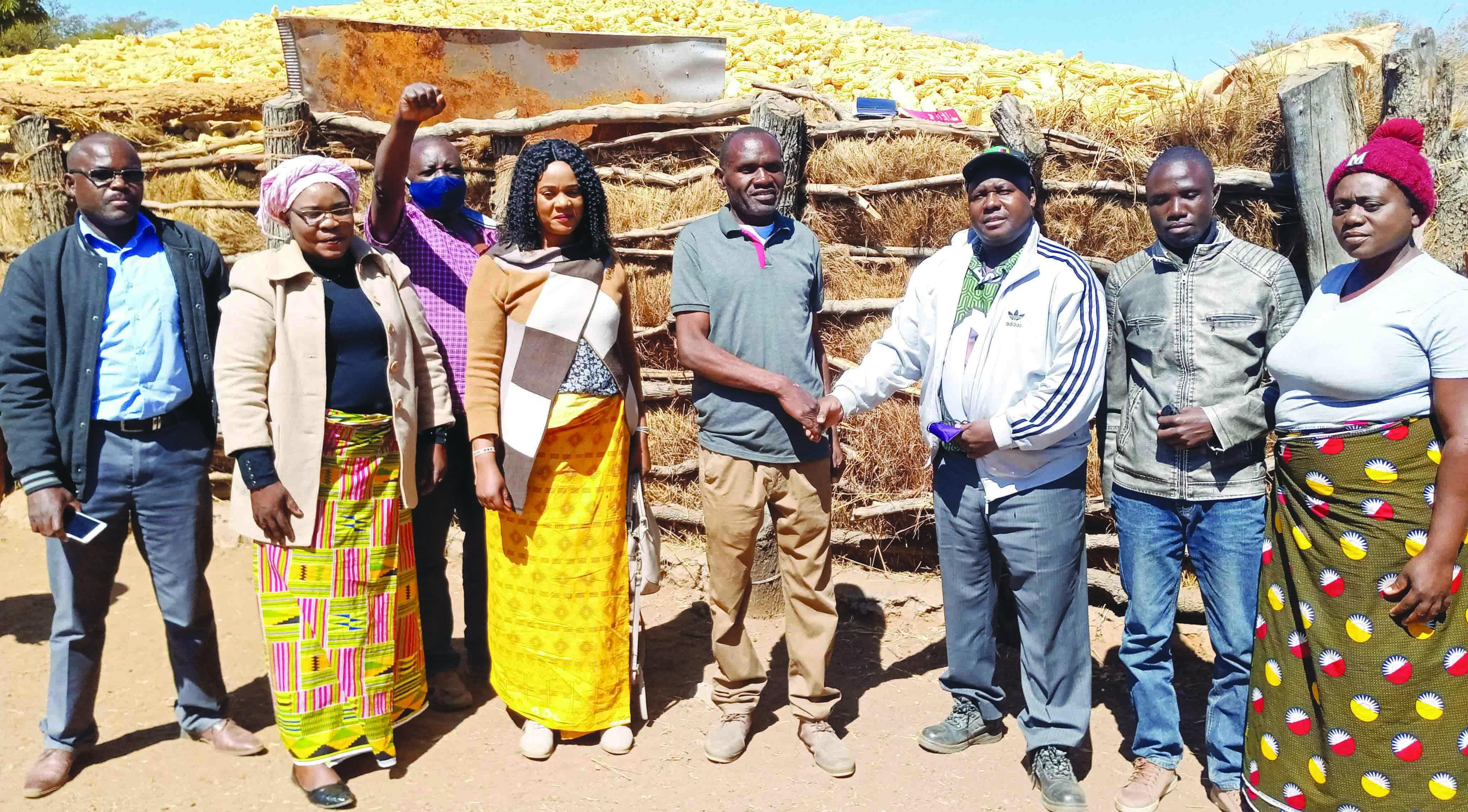 Kalomo: Getting the 'bumper' harvest