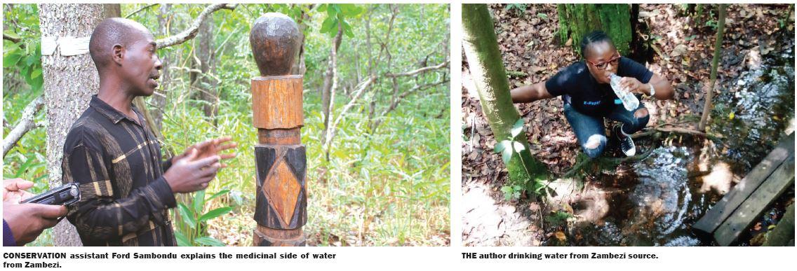 Zambezi River: Protecting its small beginning