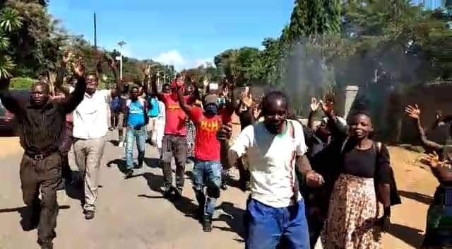 Protests rock UPND in Mazabuka